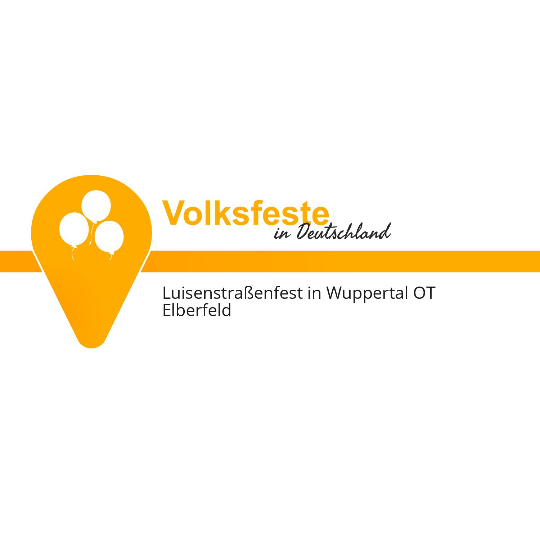 Weihnachtsmarkt Wuppertal öffnungszeiten.Luisenstraßenfest In Wuppertal Ot Elberfeld 2019